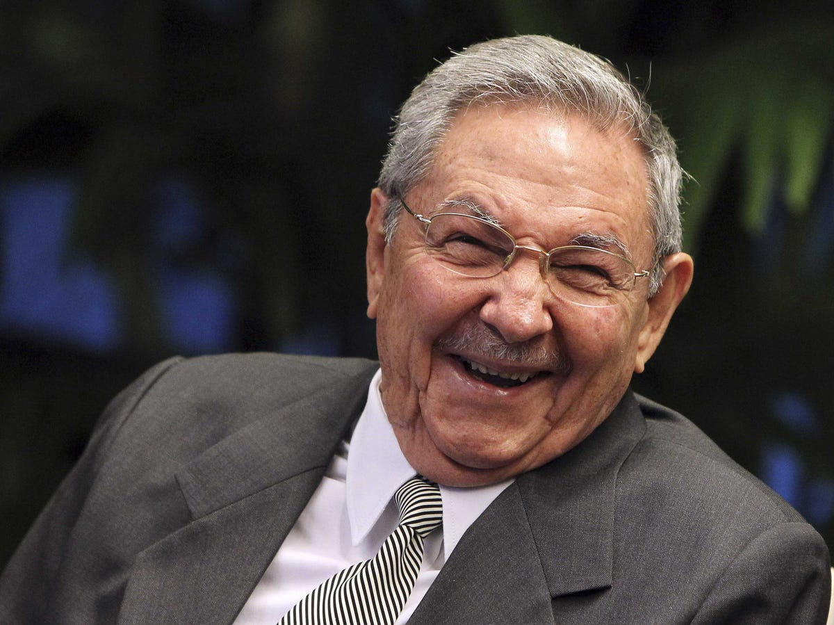 AGE 83: Raúl Castro
