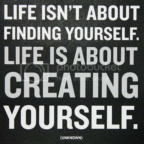 finding yourself quote