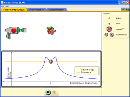 Screenshot of the simulation Nuclear Fission