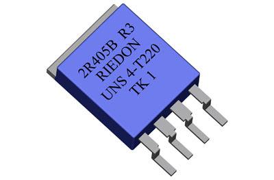 Precision Resistors - UNS 4-T220 - Foil NiCr - Riedon