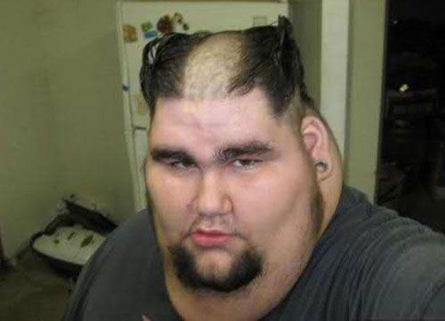 Coupe De Cheveux Drole