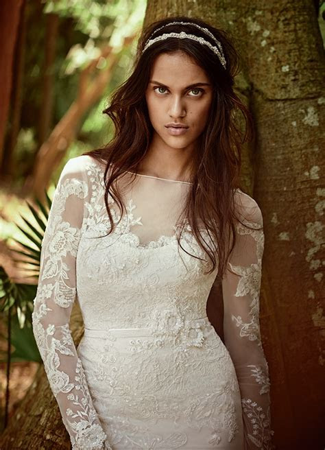 Romantic Wedding Dresses from Melissa Sweet for David's