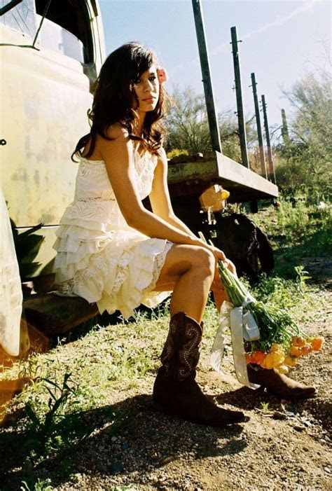BRIDE CHIC: COW GIRL CHIC
