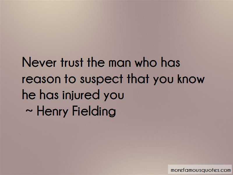 Trust The Man Quotes Top 55 Quotes About Trust The Man From Famous