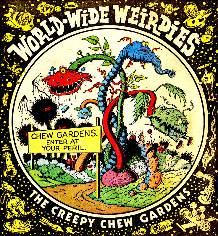 Ken Reid - World Wide Weirdies 96