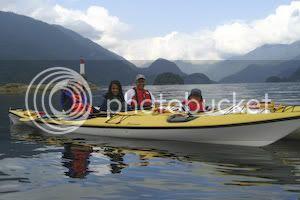 Sea Kayaking Deep Cove, Vancouver