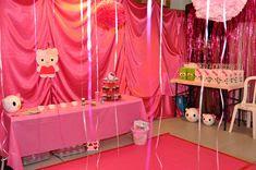 Medara's 1st birthday... polka dot Rainbow art party on Pinterest