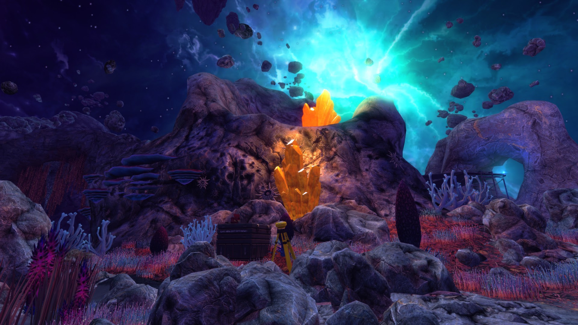 Black Mesa suffers another delay, Xen to be added in December screenshot
