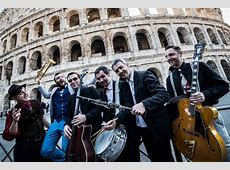 The Italian Wedding Band   Wedding Music Band Italy