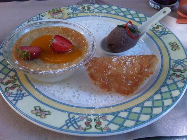 Dessert in France