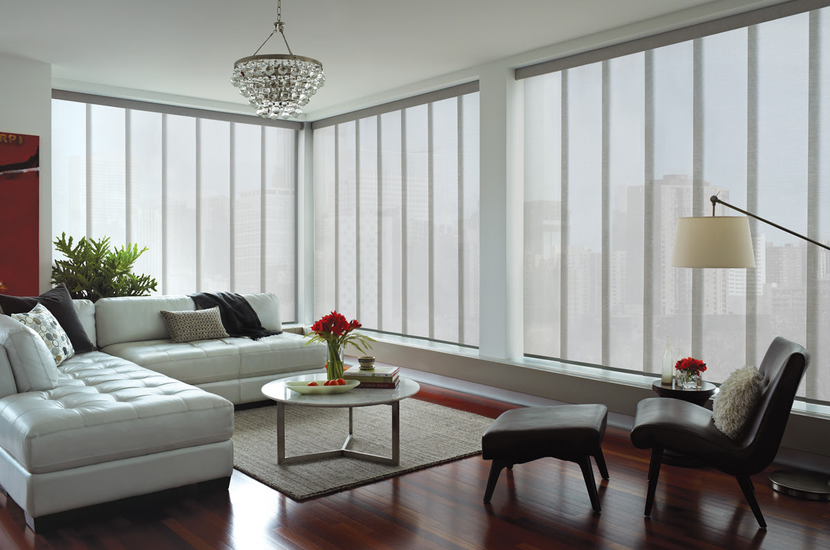 Convert Your Tedious Window Covering with These Astounding Window Coverings for Large Windows ...