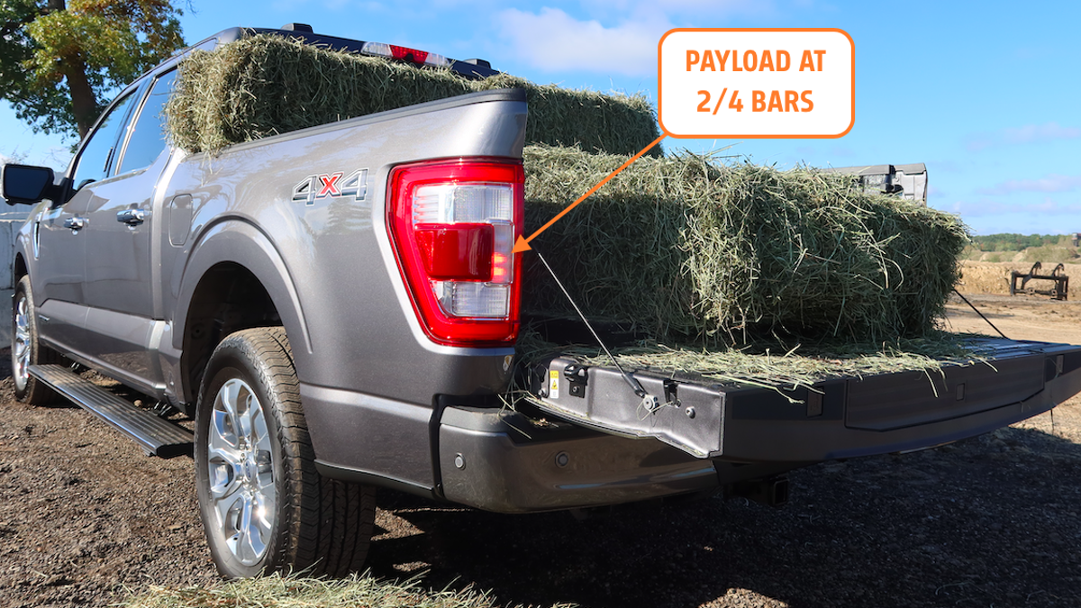 This Is How The Ford F-150's Taillight Scales Work