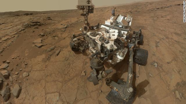 ¿Hay o hubo vida en Marte?