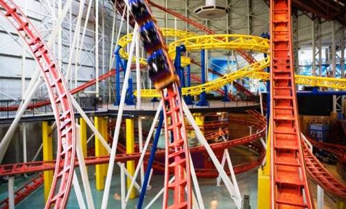 3. Mindbender at Galaxyland Top 10 Worst Amusement Park Accidents of All Time