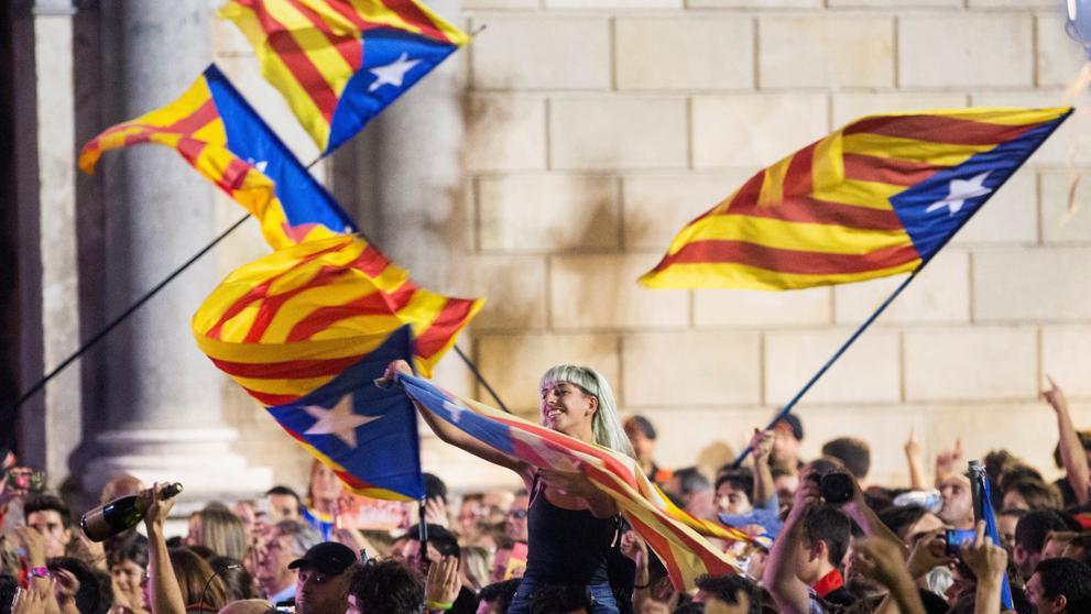 El 33,5% de catalanes son partidarios de la independencia