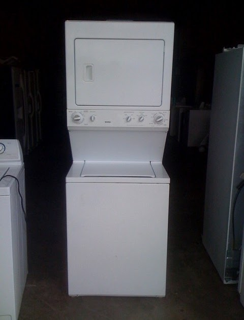 Kenmore Stackable Washer Dryer Model Washers Amp Dryers