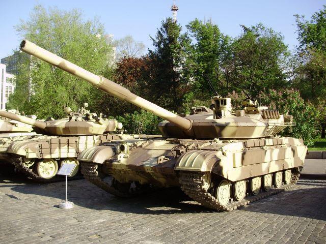 Compañía de Defensa del Estado de Ucrania Ukroboronprom ha desarrollado una serie de proyectos para la modernización de la T-64 Tank. Se dijo por Yuriy Tereshenko, Preocupación Temporal Director General interino.