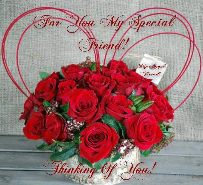 For You My Special Friend Thinking Of You Pictures Photos And