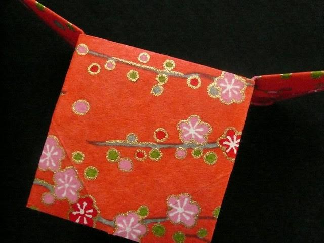 Sanbo Origami Box