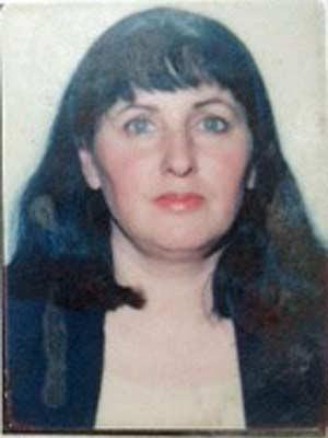 Mary Vieira Knorr, de 53 anos, é suspeita da matar as filhas (Foto: Reprodução/G1)