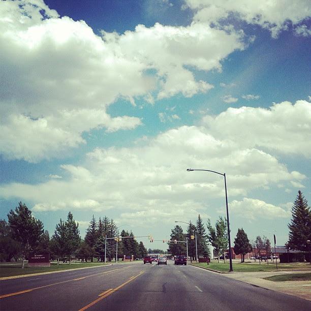 Day165 Wyoming skies are amazing! 6.14.13 #jessie365
