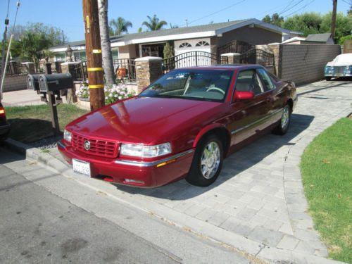 Buy used 1998 Cadillac Eldorado with Northstar engine like ...