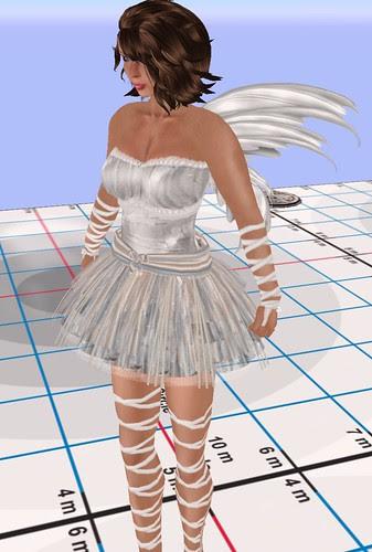 Fashion Fest 2010 Angelwing Anakarina set