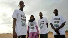Garissa hosts a memorial run for the victims, 2 April