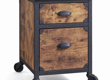 Better Homes and Gardens Rustic Country File Cabinet ...