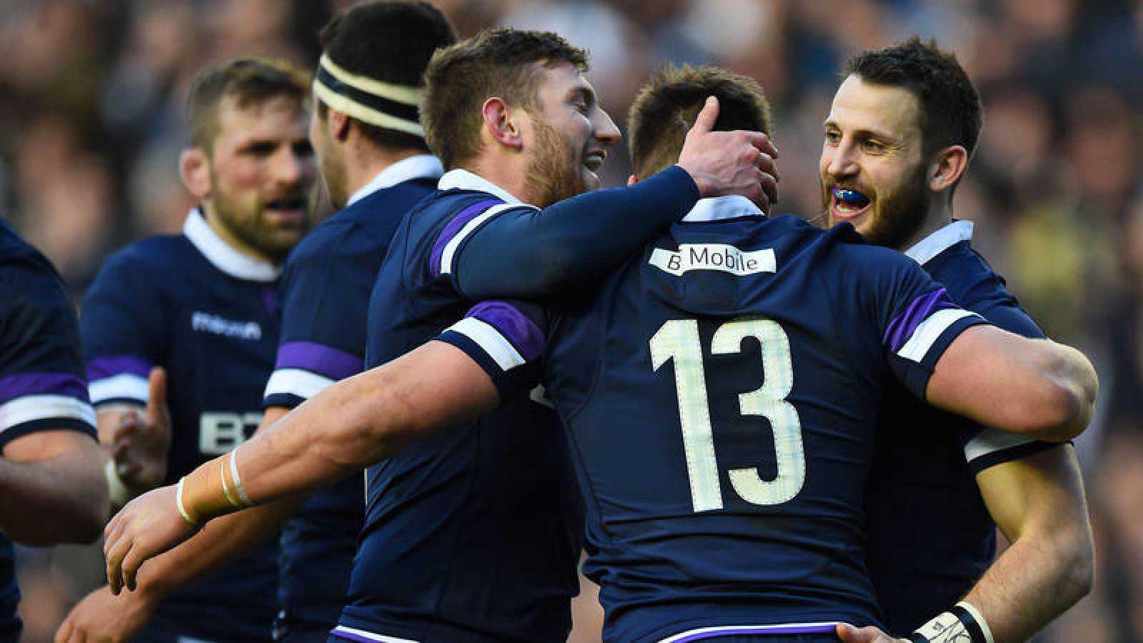 Escocia da la sorpresa y gana a Inglaterra