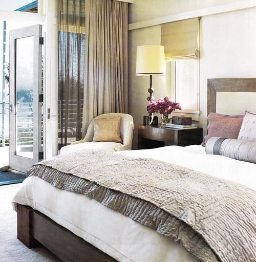 cozy bedroom via decorpad