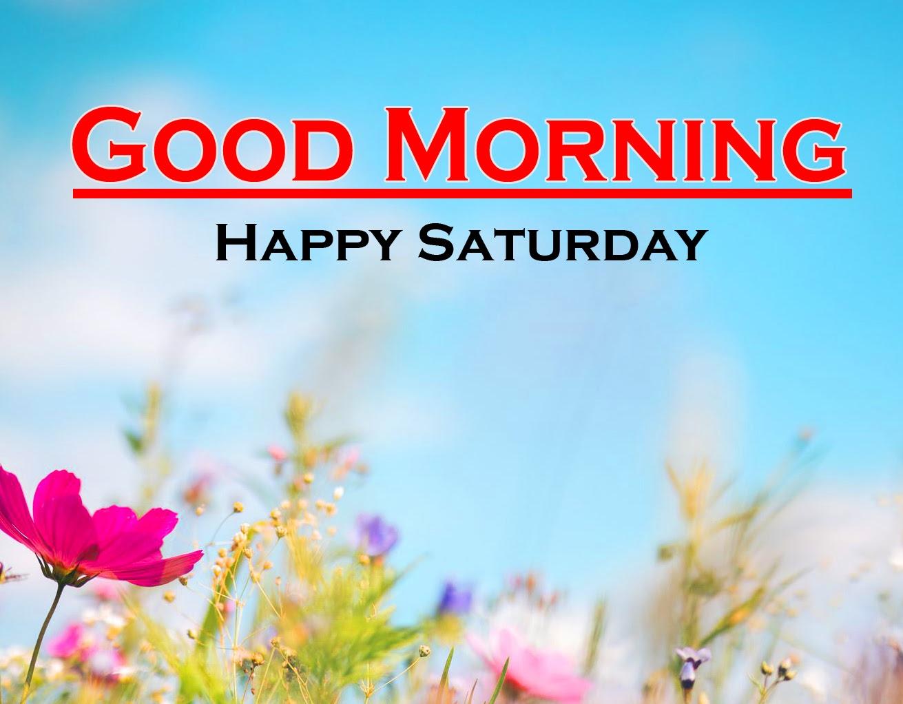 Saturday Good Morning Images 6