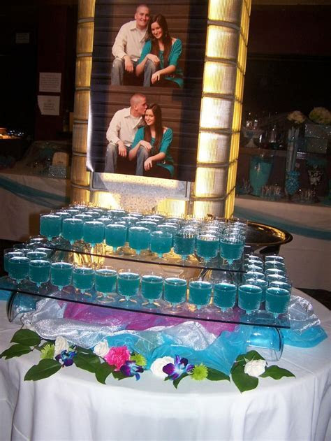 75 best images about M & K Malibu Blue/Silver Wedding on