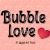 Bubble Love Free Font Download