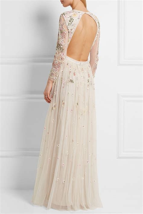 Best 25  Embellished Wedding Gowns ideas on Pinterest