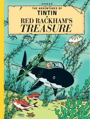 Red Rackham's Treasure (Tintin, #12)