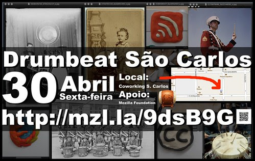 Drumbeat São Carlos