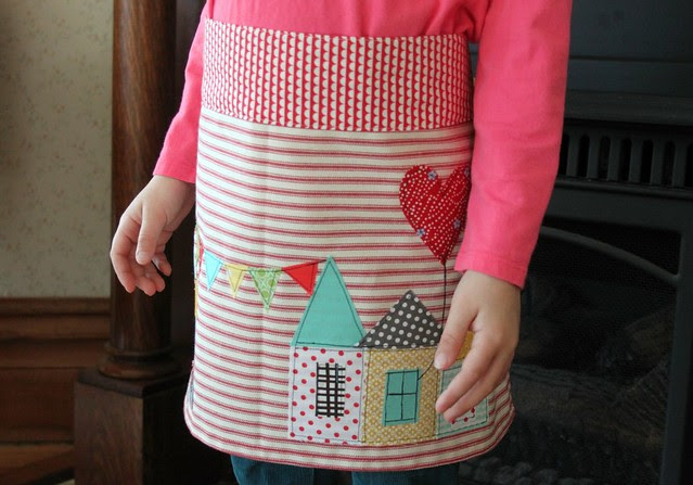 An apron for Little Miss