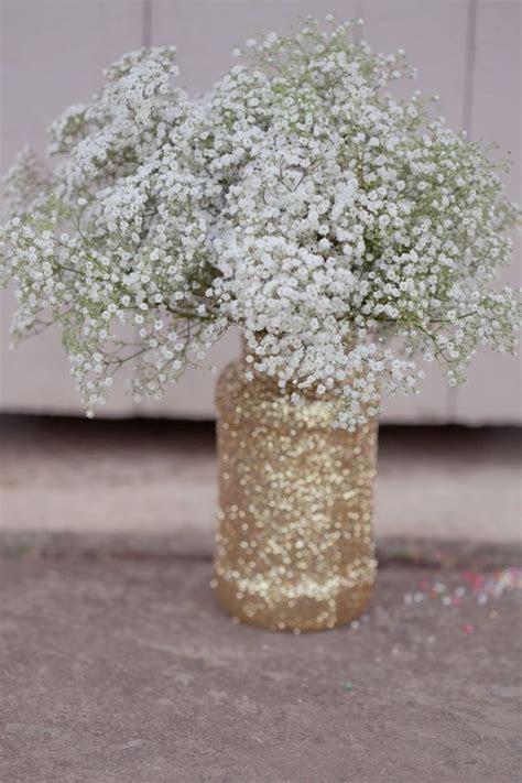 68 Baby's Breath Wedding Ideas for Rustic Weddings   Deer