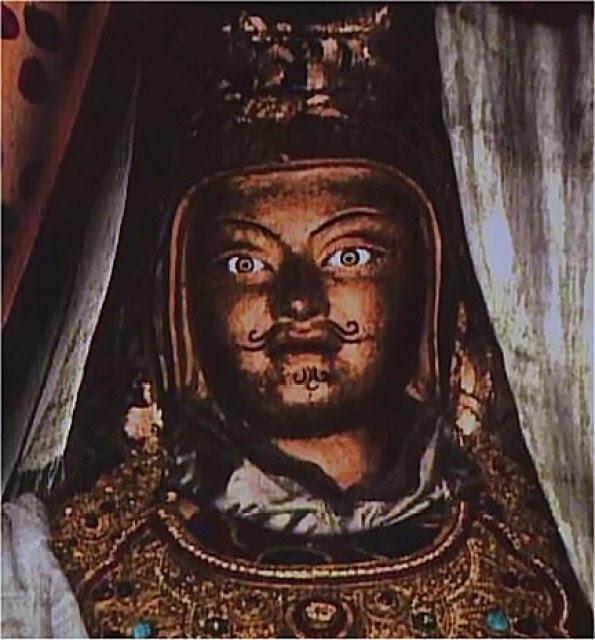 Padmasambhava was also known as Guru Rinpoche
