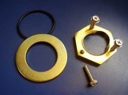 Brass Faucet Nut Redglassess