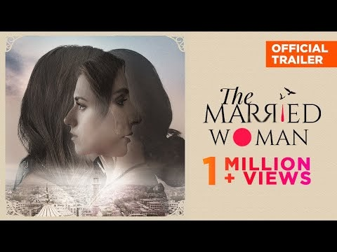 The Married Women official Trailer - AHtness Celebs