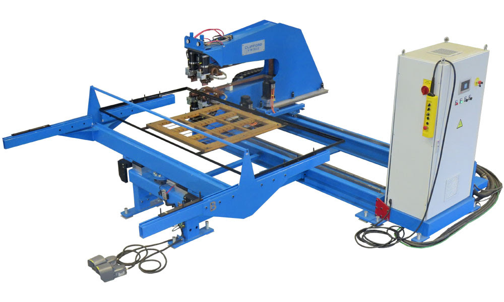 Jig Welding Machines