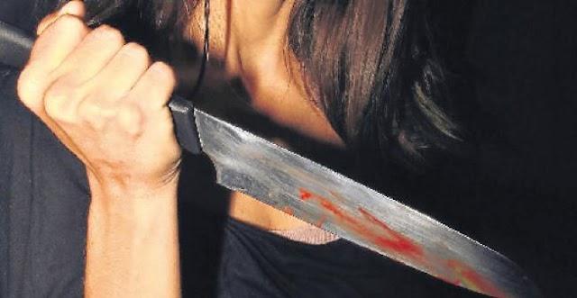 Mujer corta el pene a vecino que la acosaba
