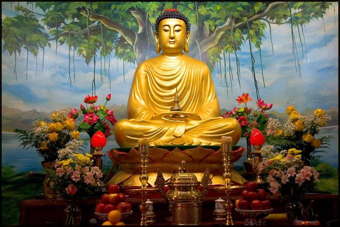 बुद्ध पूर्णिमा - यह क्या है और इसे क्यों मनाया जाता है!    Buddha Purnima – What is it & Why it Celebrated!