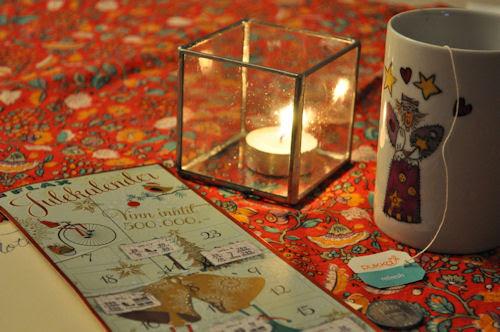 morning tea :: te - flax og ingen gevinst