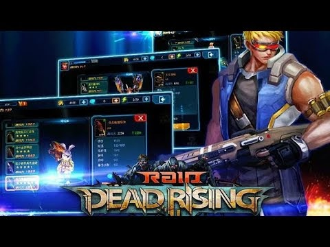 RAID : DEAD RISING GAMEPLAY PT1 (ANDROID)