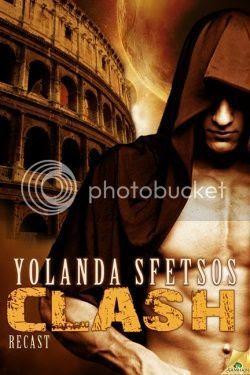 CLASH by Yolanda Sfetsos