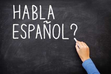 Image result for spanish language