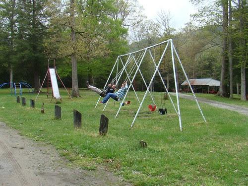 Swinging with Paul